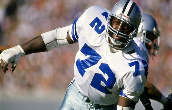 Ed Jones The Tallest NFL Players