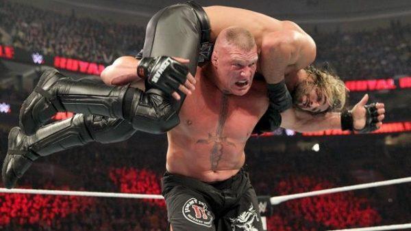 F5 WWE Royal Rumble 2015