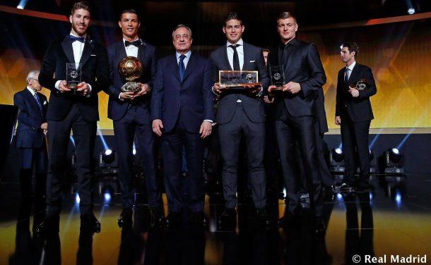 FIFA Ballon d'Or 2014