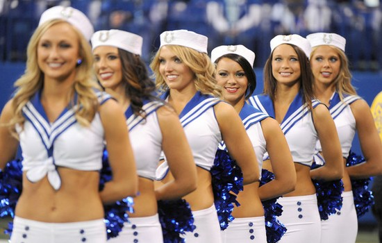 Indianapolis Colts Best Cheerleading Squads in the NFL