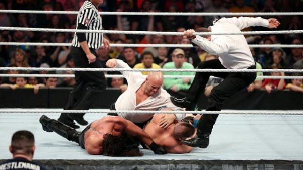 J&J WWE Royal Rumble