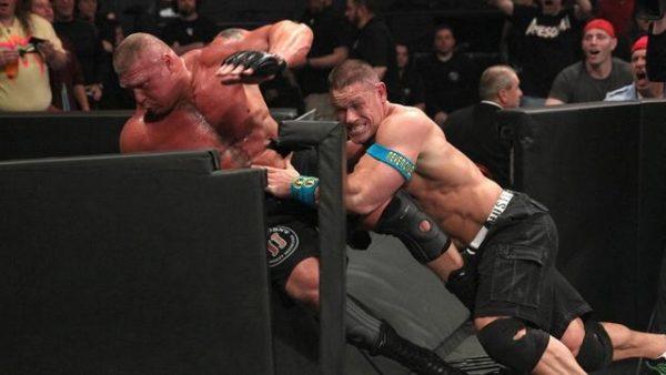 John Cena WWE Royal Rumble 2015