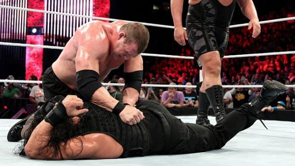 Kane Show WWE Royal Rumble 2015 Pictures