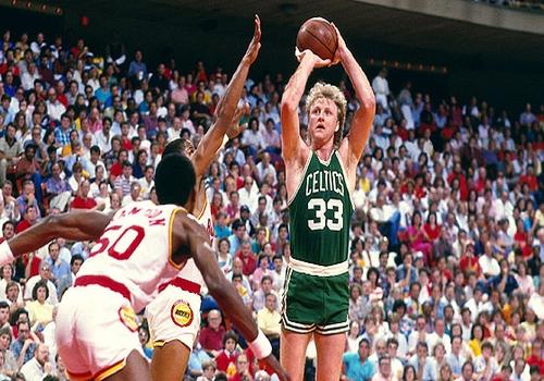 Larry Bird NBA MVP Award