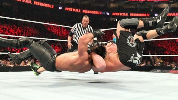 Lesnar WWE
