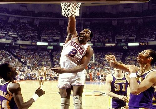 Moses Malone NBA MVP Award