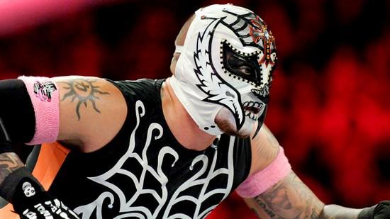 Rey Mysterio WWE Royal Rumble 2015