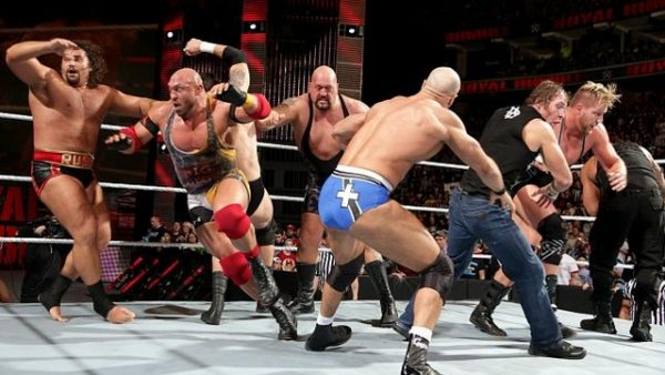Rumble WWE Royal Rumble 2015 Pictures
