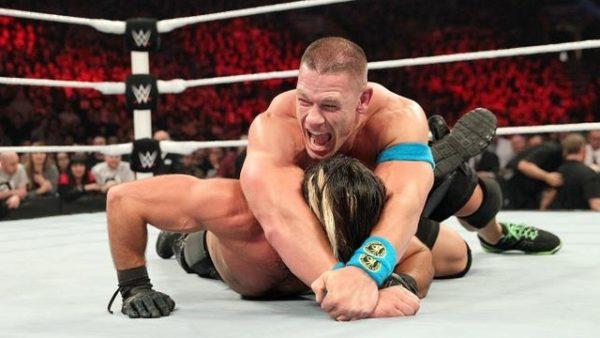 STF WWE Royal Rumble 2015