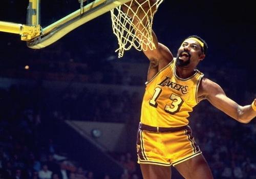 Wilt Chamberlain NBA MVP Award