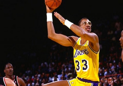 Kareem Abdul-Jabbar NBA MVP Award