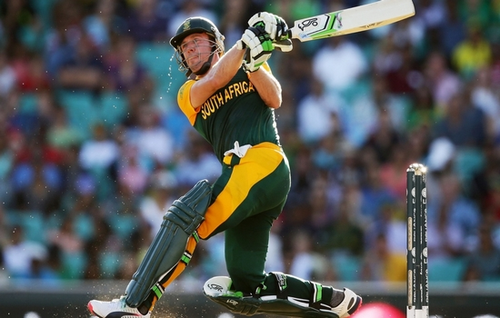 AB de Villiers Records in South Africa V West Indies Match
