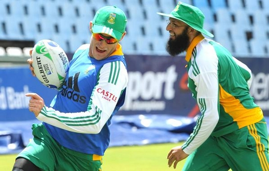 Amla and Faf Records in South Africa V West Indies Match