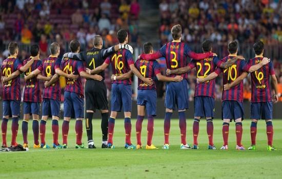 Barcelona  Richest Football Clubs