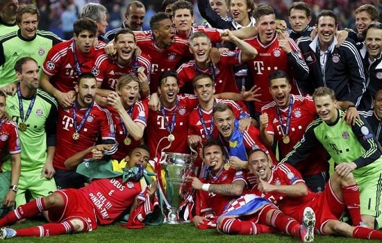 Bayern Munich  Richest Football Clubs