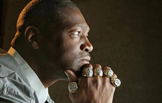 Charles Haley only player has Most Super Bowl Rings