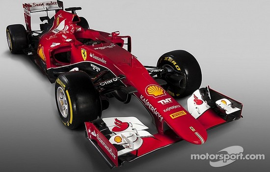 Ferrari - SF15-T The New Formula One Cars