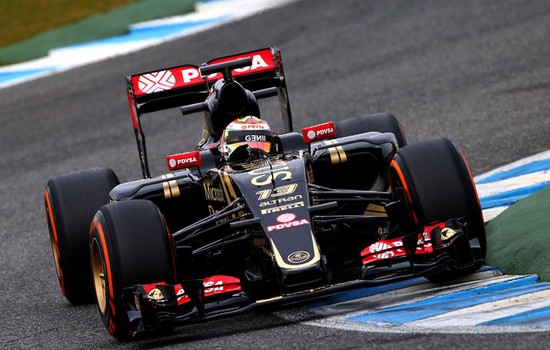 Lotus - E23 The New Formula one Cars