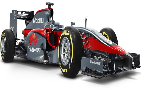 McLaren - MP4-30 The New Formula one Cars