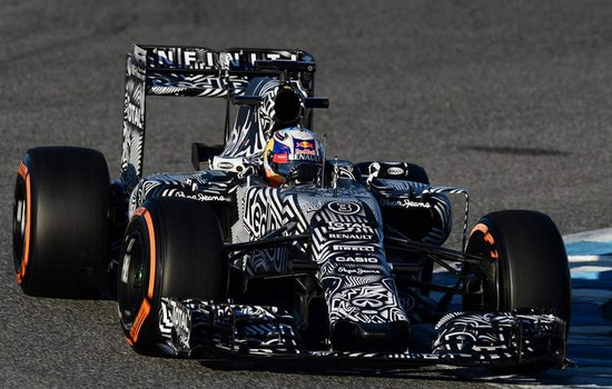 Red Bull - RB11 The New Formula One Cars