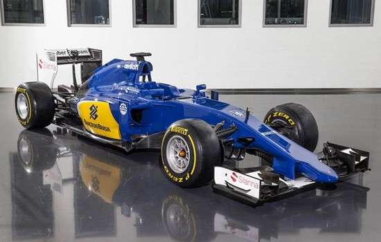 Sauber - C34 The New Formula one Cars