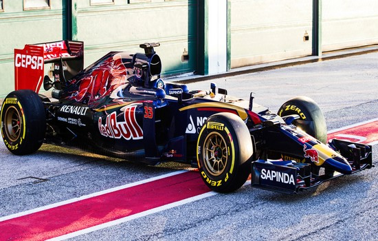 Toro Rosso - STR10 The New Formula one Cars