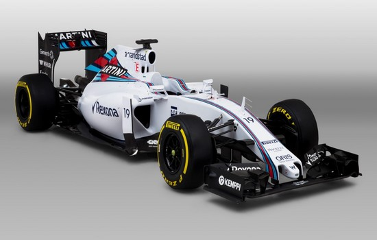Williams - FW37 The New Formula one Cars