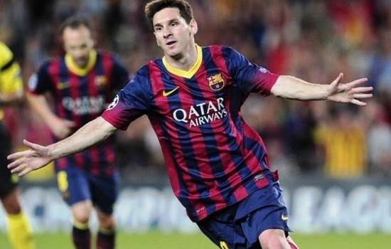 Messi Top Goal Scorers in La Liga Season 2014-2015