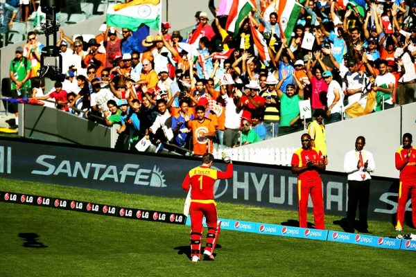 B Taylor ICC Cricket World Cup 2015 in Pictures