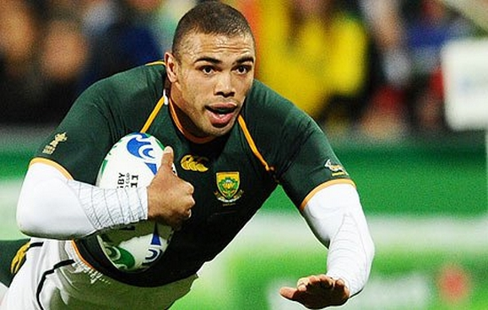 Bryan Habana Highest-Paid Rugby Players