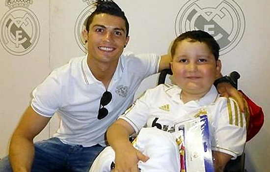 Cristiano Ronaldo's Charities and Donations