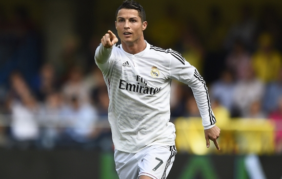 Cristiano Ronaldo is the Richest Footballer by goal .com