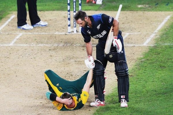 Dale Stayen ICC Cricket World Cup 2015 in Pictures