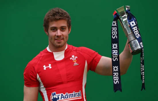 Leigh Halfpenny Highest-Paid Rugby Players