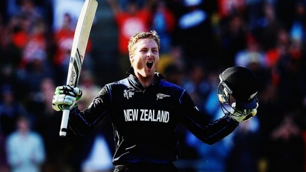 Martin Guptill ICC Cricket World Cup 2015 in Pictures