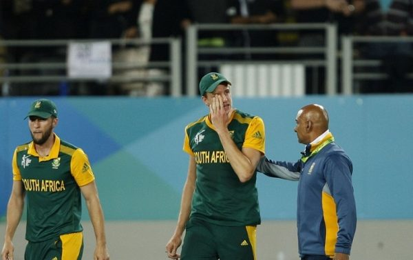 Morne Morkel Crying