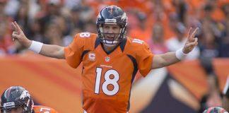 Peyton manning NFL Most Valuable Player Award