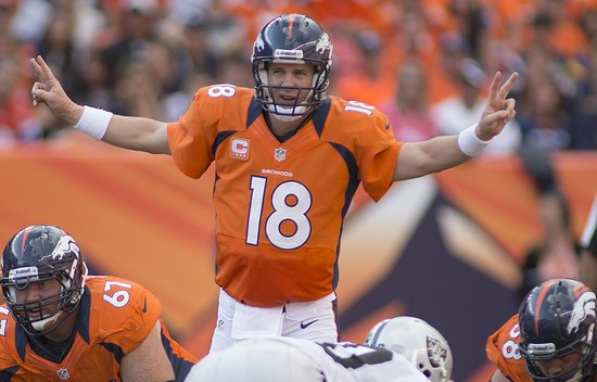 Peyton manning NFL Most Valuable Player Award