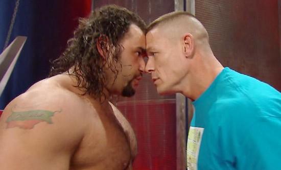 Rusev V Cena WrestleMania 31