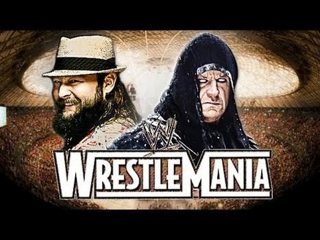 Undertaker WrestleMania 31