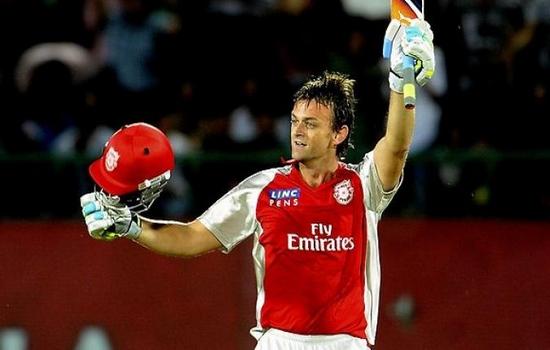 Adam Gilchrist Most Sixes in IPL