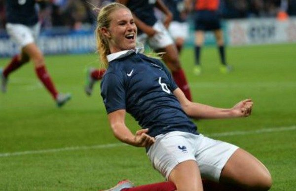Amandine Henry Current Best Female Soccer Players in the World
