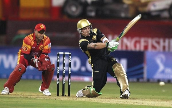 Brandon McCullum 158 Highest Individual Score in IPL