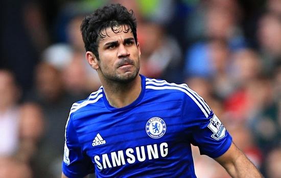 Diego Costa Top Goal Scorers in English Premier League 2014-15