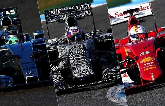 Formula One 2015 season Formula One World Champion
