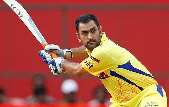 MS Dhoni Most Sixes in IPL