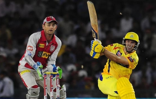Mike Hussey 116 Highest Individual Score in IPL