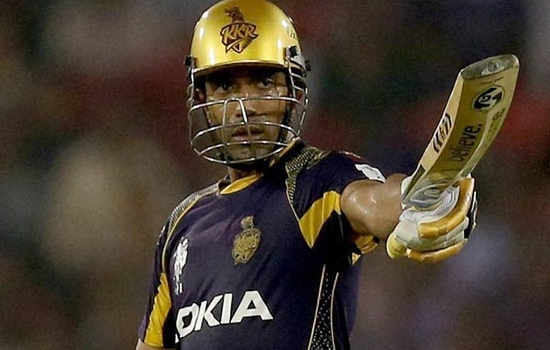 Robin Uthappa Most Sixes in IPL