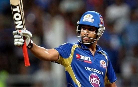 Rohit Sharma Mumbai Indians Captains in Pepsi IPL 2015