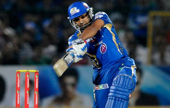 Rohit Sharma Most Sixes in IPL